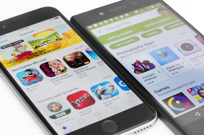 Vijf apps die je als ondernemer goed kan gebruiken.