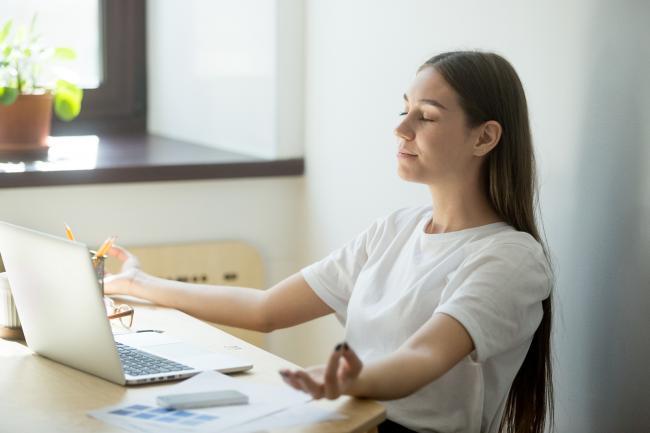 Kantoortuin zorgt voor minder stress en meer beweging.