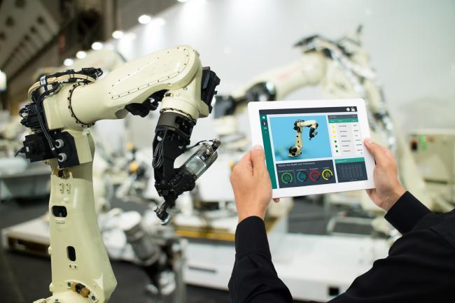 Robotisering neemt toe