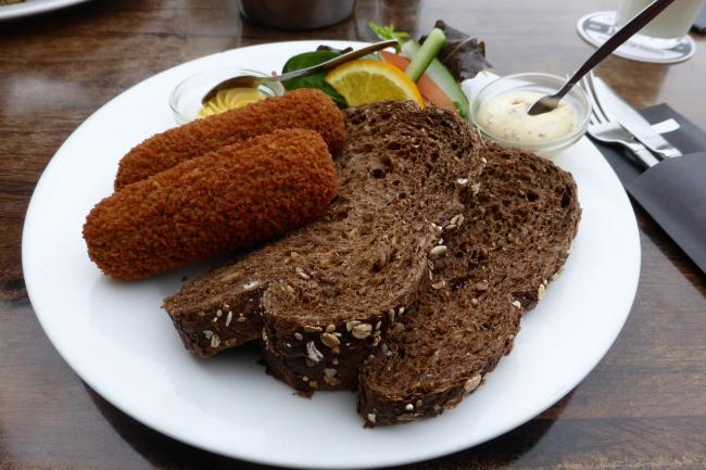 De vijf beste snackbars in Nederland