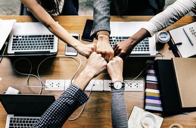 Teambuilding is goed voor de samenwerking op de werkvloer