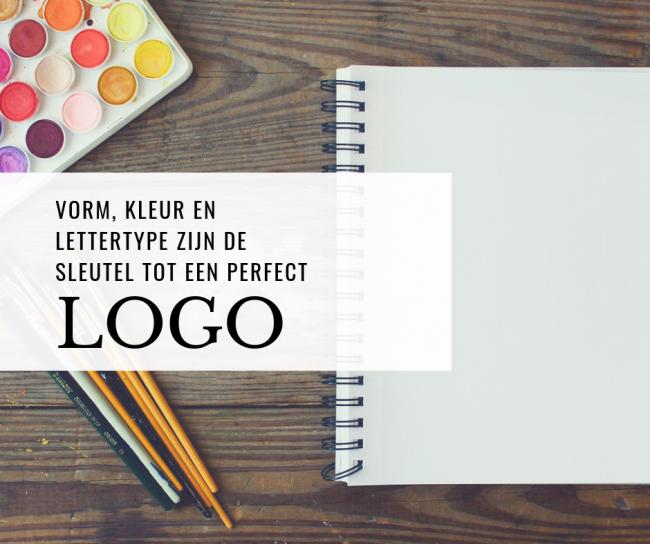 Vorm, kleur en lettertype zijn erg belangrijk voor een succesvol logo