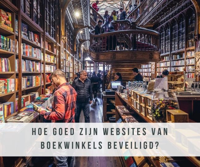 Meer dan helft boekwinkels goed beveiligd, toch nog veel verbeterpunten