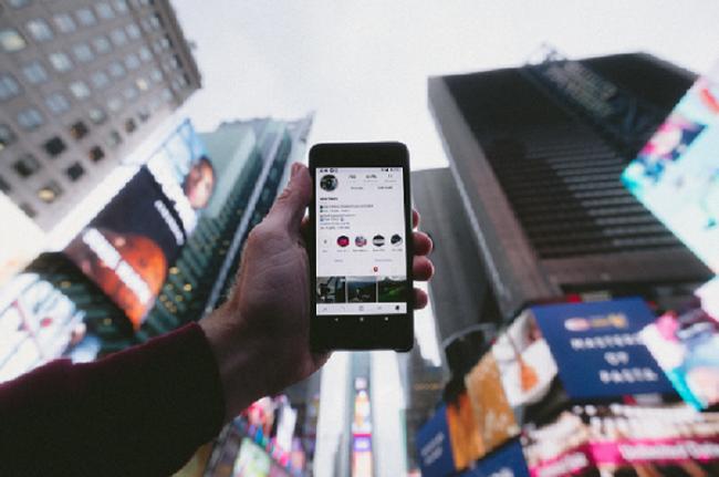 Betrokkenheid en interactie met Instagram Story