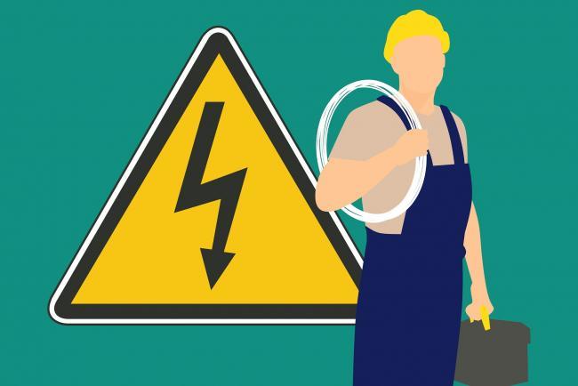 Websites elektriciens werken vaak niet en zijn niet responsive