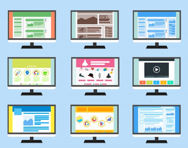 Kies met een paar simpele regels die juiste kleur voor je website.