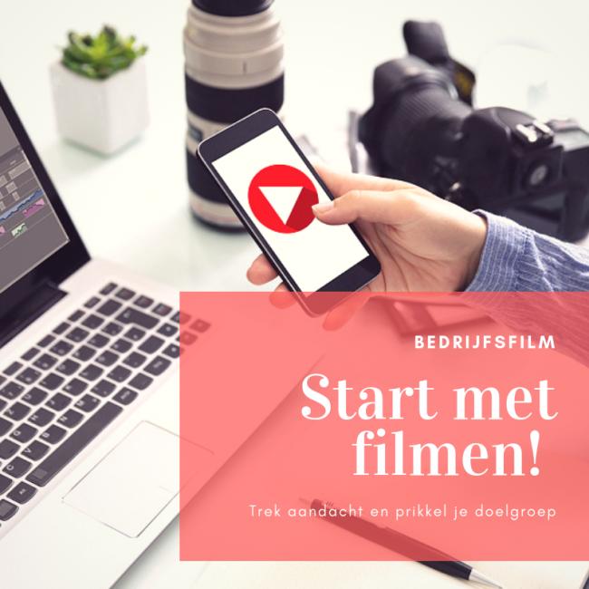 Bedrijfsfilm maken