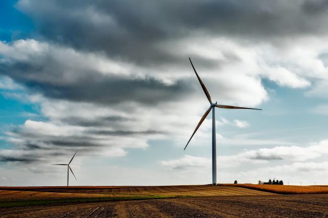 Er zijn grote transformaties opkomst voor de energiesector
