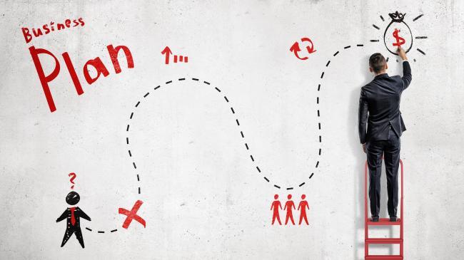 Een businessplan geeft inzicht in de haalbaarheid van je idee op lange termijn