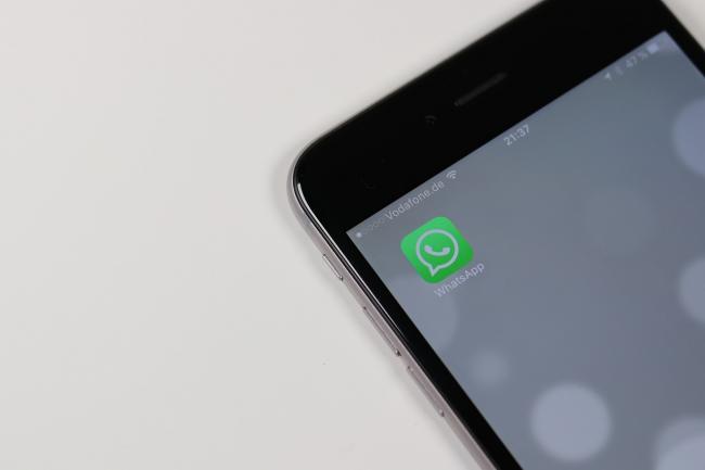 De nieuwe WhatsApp-dienst van KLM is vernieuwend