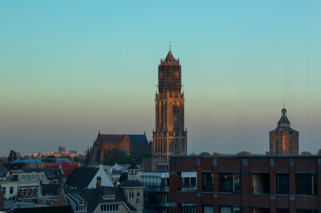 In Utrecht verwijzen veel achternamen naar de natuur