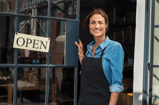 Geld voor kleine ondernemers