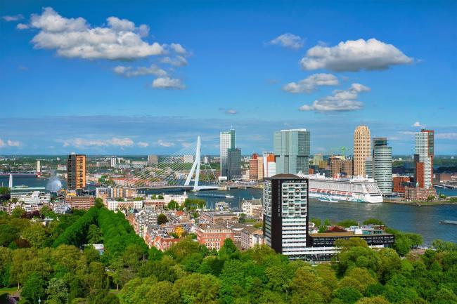 Jong, Visser en Berg meest voorkomende achternamen in Rotterdam