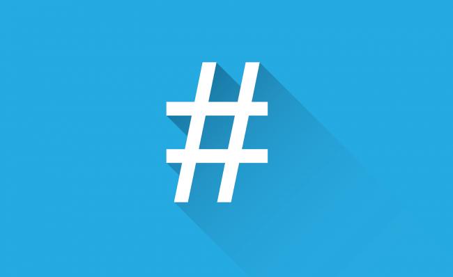 Hoe zet u een #hashtag goed in voor een social media campagne
