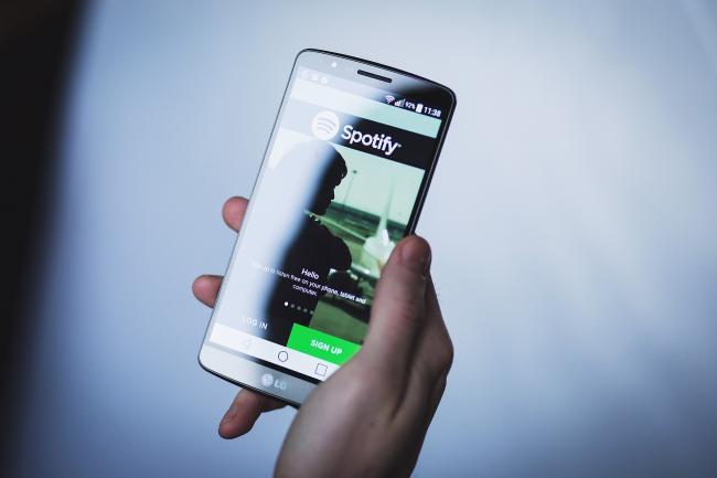 Spotify bevordert stemgedrag binnen EU