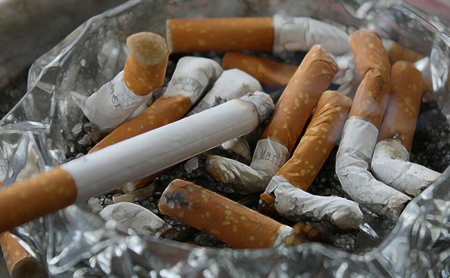 Vrijdag 31 mei: Wereld Niet Roken Dag