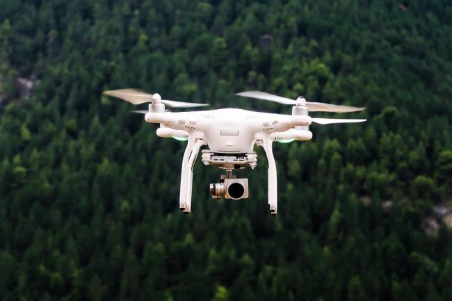Facebook ontwikkelt nieuwe drone