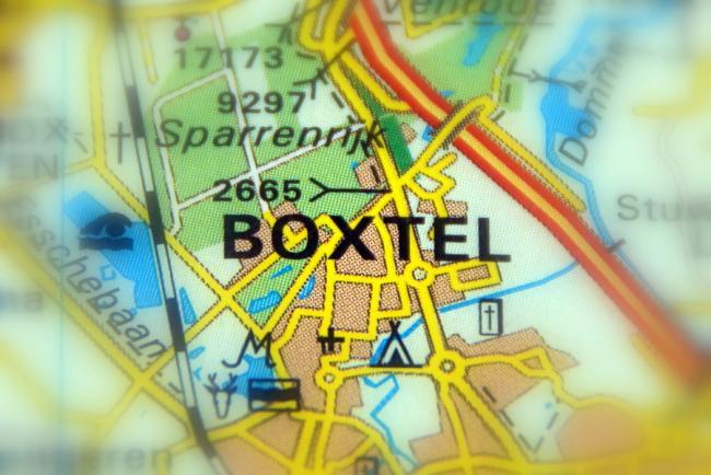 Meest voorkomende achternamen Boxtel