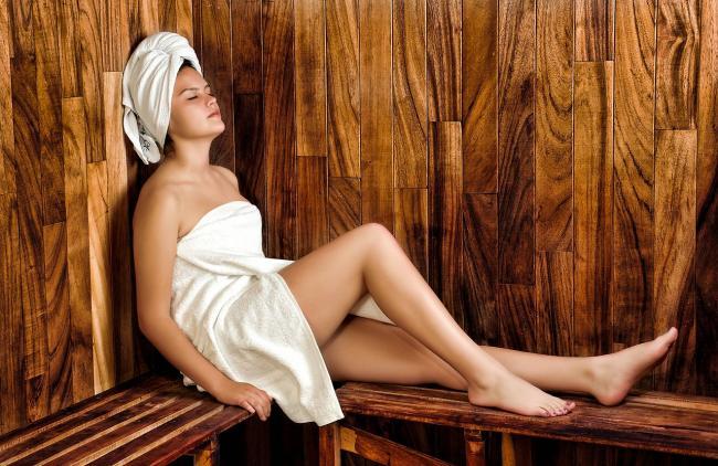 Saunabezoekers willen zowel fysiek als mentaal ontspannen: klantbeoordelingen