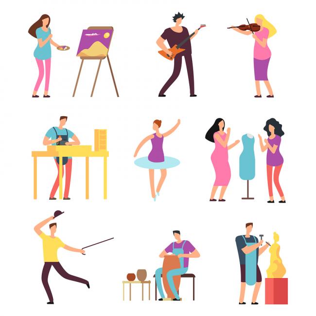 Maand van de Amateurkunst: zo scoren websites van kunst-gerelateerde bedrijven