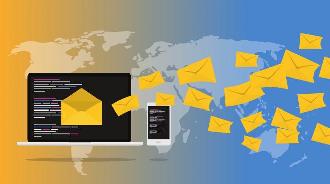 een zakelijke mail maken en schrijven