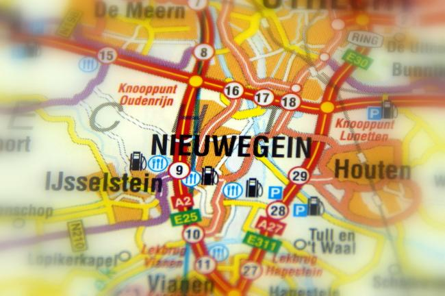 Top 20 populaire achternamen van Nieuwegein