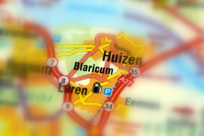 Meest voorkomende achternamen in Laren