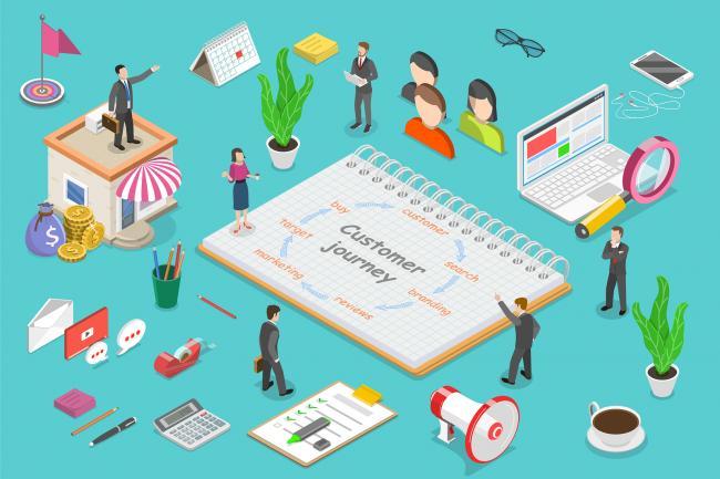 Digitale touchpoints worden steeds belangrijker in de customer journey
