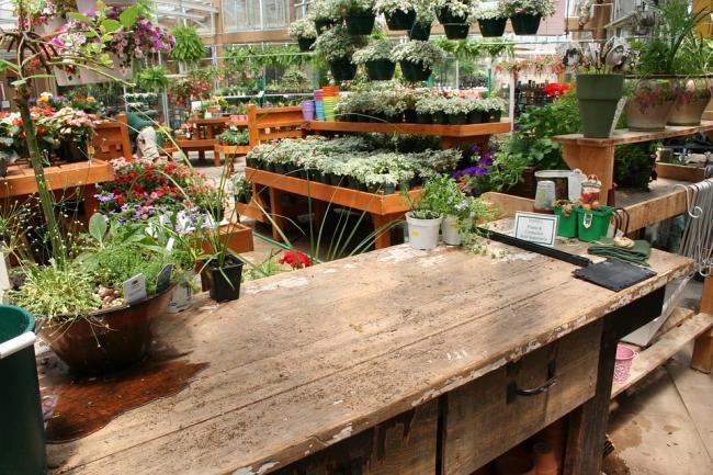 beoordeling tuincentra