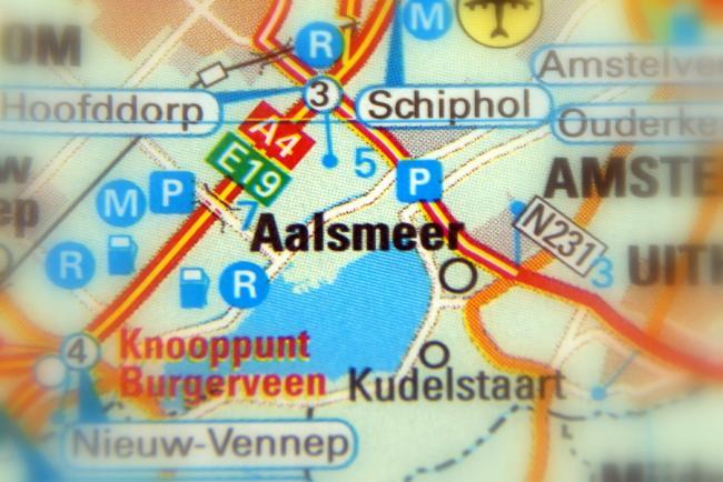 De meest voorkomende achternamen van Aalsmeer