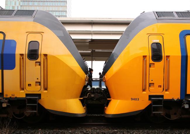 De NS hoopt met inzet van derden meer autorijders de trein in te krijgen