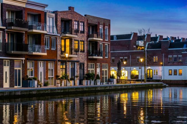 Alphen aan den Rijn is een van de oudste nederzettingen in ons land