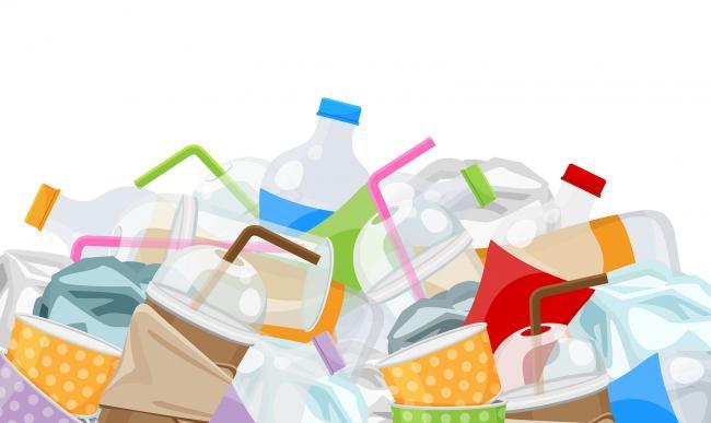 Deze vier tips helpen u om plastic gebruik op kantoor te verminderen