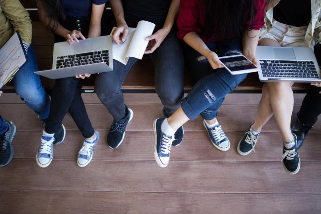 Alle Nederlandse hogescholen hebben een responsive en beveiligde website