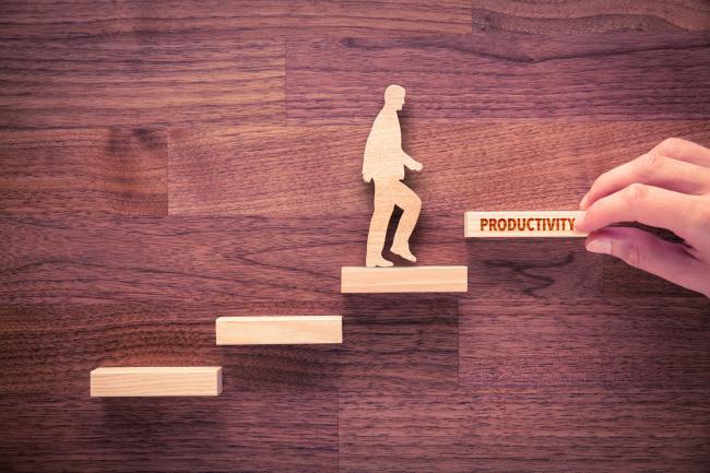 Productief werken? Beloon uzelf, geniet van uw werk, en nog drie tips...