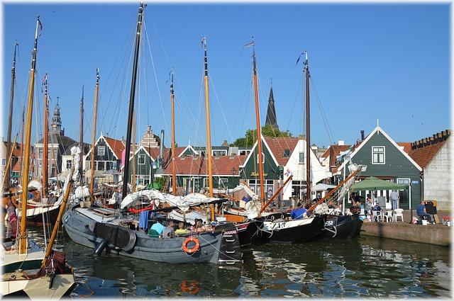 De meest voorkomende achternamen in Volendam en hun betekenis
