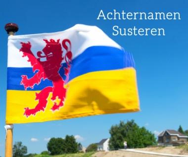 Hoe Limburgs zijn de achternamen in Susteren? Places.nl onderzocht het!