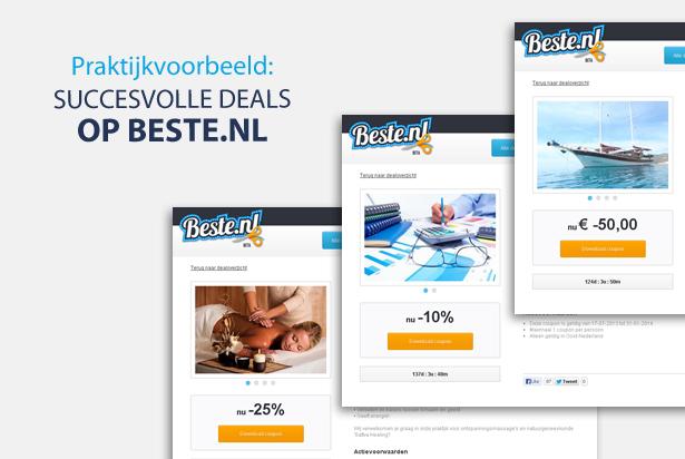 Beste.nl: Hoe maakt u een goede deal?
