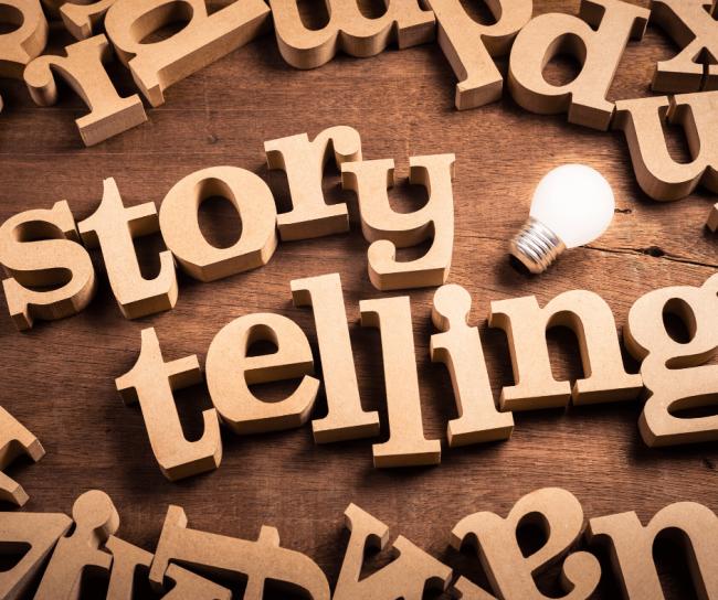 Een goed bedrijfsverhaal inspireert niet alleen uw doelgroep.