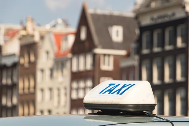 Taxibedrijven in Nederland