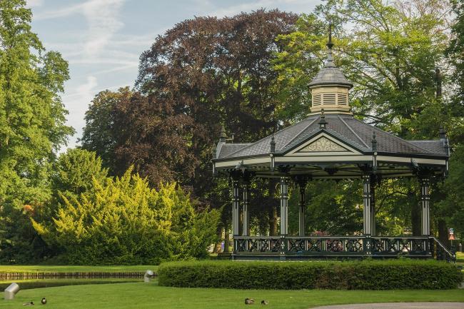 Oranjepark in Apeldoorn