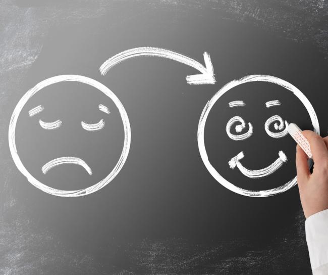 Hoe gaat u om met negatieve feedback?