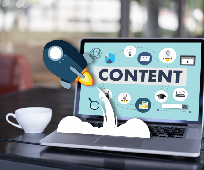 Content marketing is ideaal om uw doelgroep effectief te bereiken!