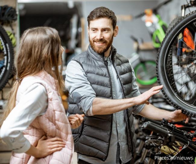 Bicycle, bicycle: fietsenwinkels inspireren consumenten vooral op Facebook