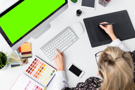 Slechts 46% van websites van grafisch vormgevers blijkt te werken