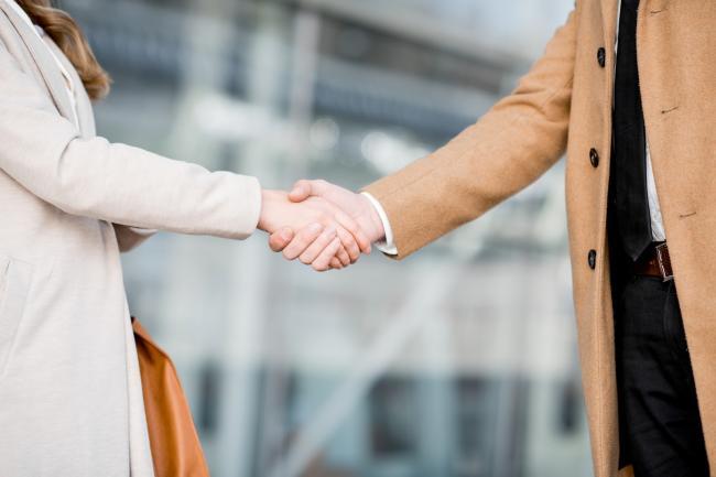 Hoe vind je de juiste business partner?