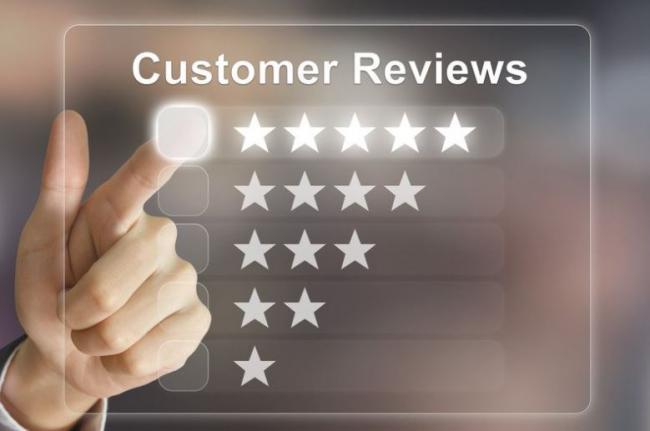 Review sterren