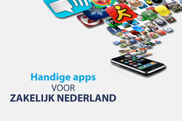 7 apps voor ondernemend Nederland