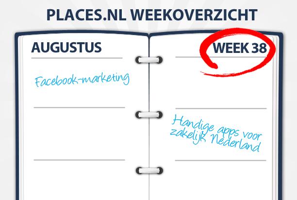 Week 38: Innovatie en promotie van uw bedrijf