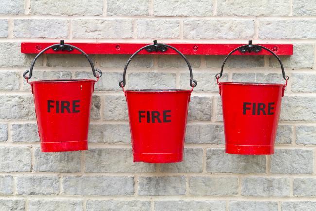 Brand wordt groter risico voor bedrijven